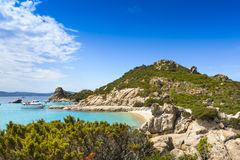 Spargi Island, Archipelago of Maddalena, Sardinia Stock Photography
