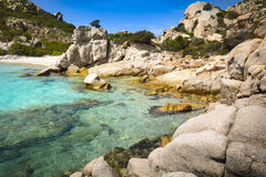 Spargi Island, Archipelago of Maddalena, Sardinia Royalty Free Stock Photography