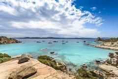 Spargi Island, Archipelago of Maddalena, Sardinia Stock Photos