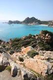 Spargi island, Sardinia (Italy) Stock Photography