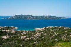 Spargi island, Sardinia, Italy Royalty Free Stock Image