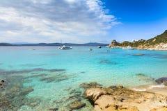 Spargieiland, Archipel van Maddalena, Sardinige Royalty-vrije Stock Foto's