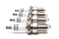 Spark plug Royalty Free Stock Image