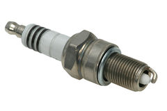 Spark plug Stock Photography
