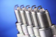 Spark plug stock image