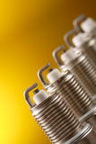 Spark plug Stock Photos