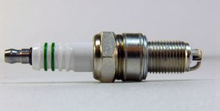 Spark plug Stock Images