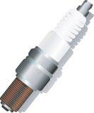 Spark-plug usando-se em motores de gasolina Fotografia de Stock Royalty Free