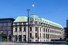 Sparkasse Bank Building in Bremen Royalty Free Stock Image