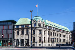 Sparkasse banka budynek w Bremen Obraz Royalty Free