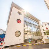 Sparkasse offices Stock Photography