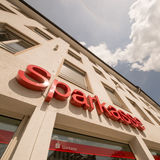 Sparkasse Stock Photos