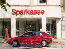 Sparkasse Royalty Free Stock Image