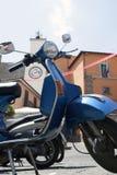 sparkcykel Royaltyfri Fotografi