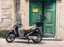 sparkcykel Arkivbild