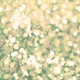 sparkle светов предпосылки Стоковое Изображение