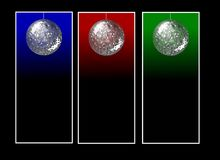 Sparkle ball Stock Photography