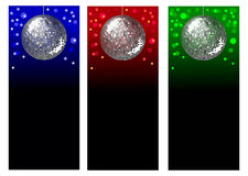 Sparkle ball Royalty Free Stock Photos