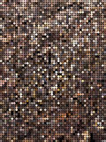 Sparkle brown dot pattern Royalty Free Stock Photography
