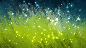 Sparkle and chalk background. Vector version Royalty Free Stock Photography