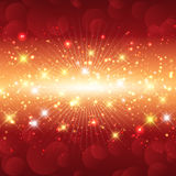 Sparkle christmas background Royalty Free Stock Image