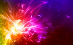 Sparkle colorful background Royalty Free Stock Photos