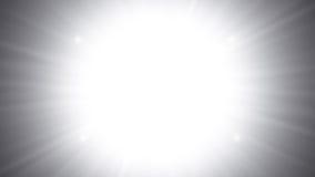 Sparkle Dust animation 1 stock footage