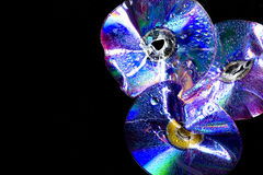 Sparkle DVD Royalty Free Stock Photo