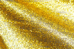 Sparkle glitter golden background Stock Photos