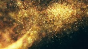 Sparkling flow abstract background. Sparkle glitter, stars and sparkling flow abstract background Royalty Free Stock Images