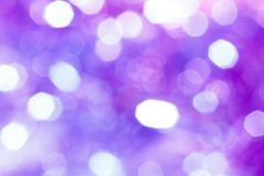 Background. Festive abstract background with bokeh defocused lights stock image