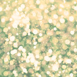 Sparkle lights background Stock Image