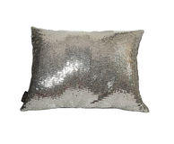 Sparkle Pillow. On a white background Stock Photos