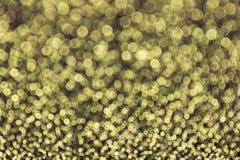 Sparkle retro colour glow bokeh abstract dreamy background Royalty Free Stock Photos