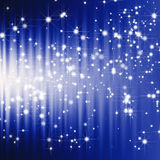 Sparkle stars background Stock Photos