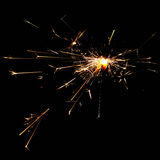 Sparkler Stock Photography