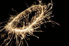 sparkler стоковое изображение rf