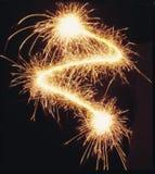 Sparkler Imagenes de archivo
