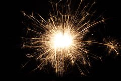 SPARKLER Foto de Stock Royalty Free