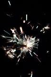 Sparkler Fotografia Stock