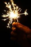 Sparkler Στοκ φωτογραφίες με δικαίωμα ελεύθερης χρήσης