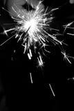 sparkler Стоковое фото RF