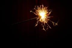 sparkler Imagens de Stock Royalty Free