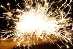 Sparkler Royalty Free Stock Photos