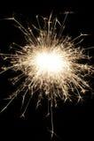 sparkler Zdjęcie Royalty Free