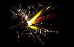 sparkler Immagine Stock Libera da Diritti