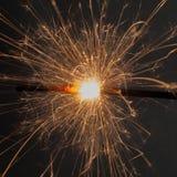 sparkler Imágenes de archivo libres de regalías