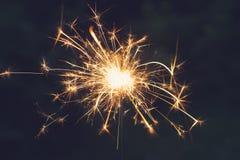 sparkler imagem de stock royalty free