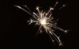 sparkler Imagem de Stock
