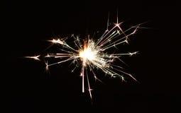 sparkler Imagens de Stock